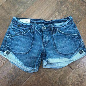 Quiksilver Women's Jean Shorts Size 25